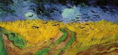 20090419-17. Van Gogh. Corvi