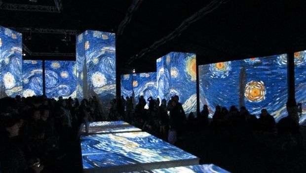 Van gogh in colori digitali karmanews for Notte di van gogh