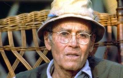"""Henry Fonda, nel film """"Sul lago dorato"""""""