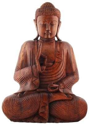 La corona del Buddha indica il sahasrara chakra attivato e quindi il suo stato di Risvegliato