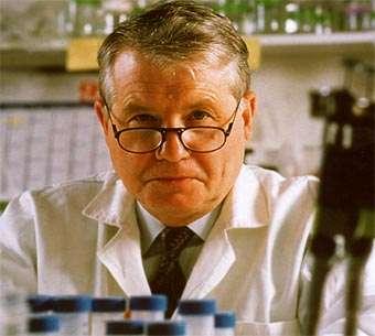 il prof Luc Montagnier
