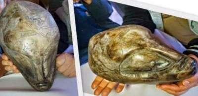Altri reperti, ritrovati In Guatemala, che ci fanno pensare a una razza aliena.