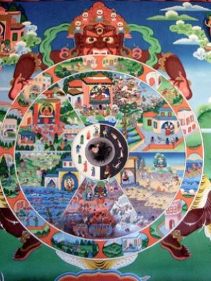 BuddhistWheelofLife.1