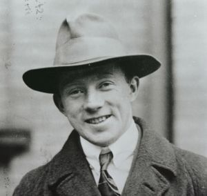 Werner Heisenberg.