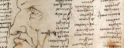 Leonardo il genio che vide nel futuro karmanews - Scrittura a specchio ...