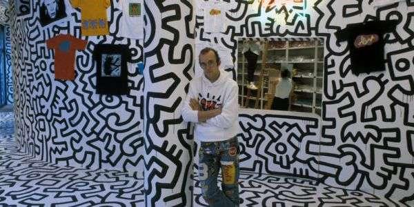 Keith Haring: gli apocalittici colori hip hop