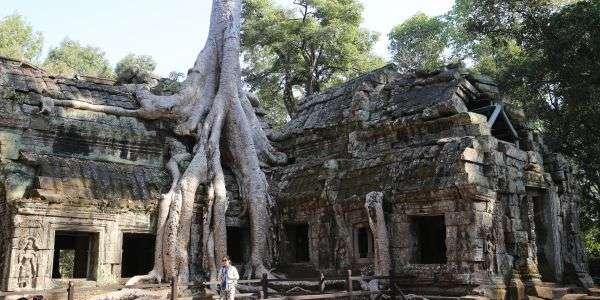 I grandi tesori della Cambogia
