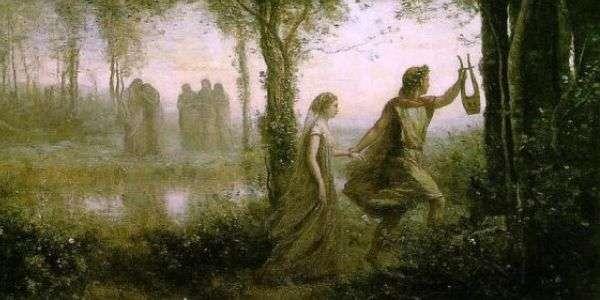 Orfeo, tra mito e psicologia