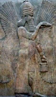 La divinità Annunaki e la pineale