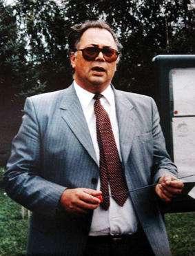 L'ingegner Erich Koerbler.