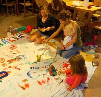 atelier pittura