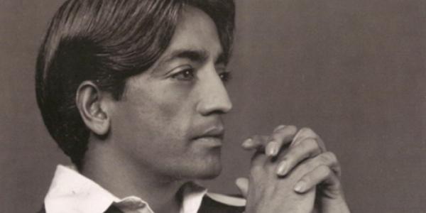 Krishnamurti: Il volo dell'aquila