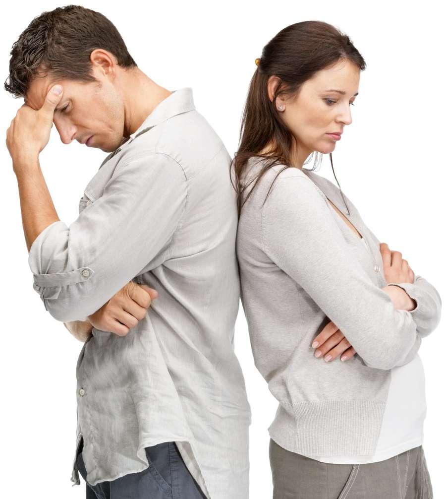 coppia in crisi
