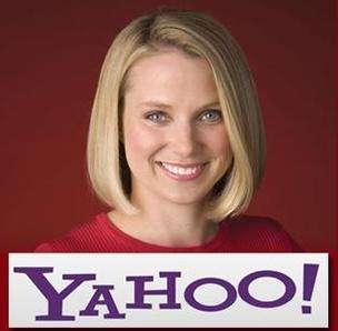 Marissa Mayer Yahoo!