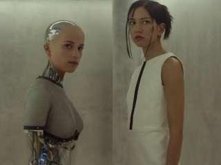 Le due androidi