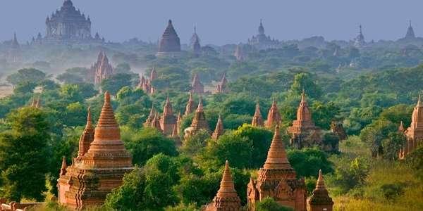 Il fascino della Birmania