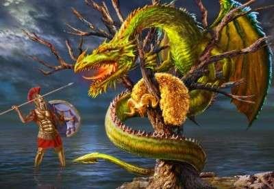 Il mito di Giasone e del vello d'oro rappresenta l'integrazione dell'Ombra (il drago) per conquistare il Sè.
