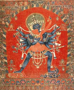 310px-Chakrasamvara_Vajravarahi