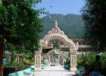 ashram.Rishikesh