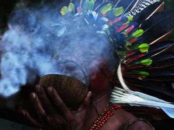 cerimonia.indigena.a.rio