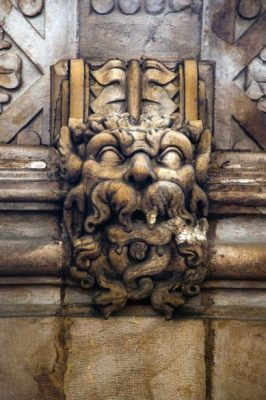 Il Diavolo di Porta Romana: che ci fa lì?