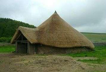 capanna-celtica