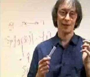Il fisico inglese David Deutsch.