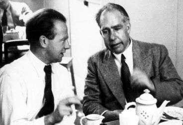 Heinsberg e Bohr.