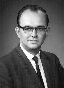 Il fisico USA Hugh Everett.