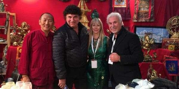 Incontro con i Lama Tibetani