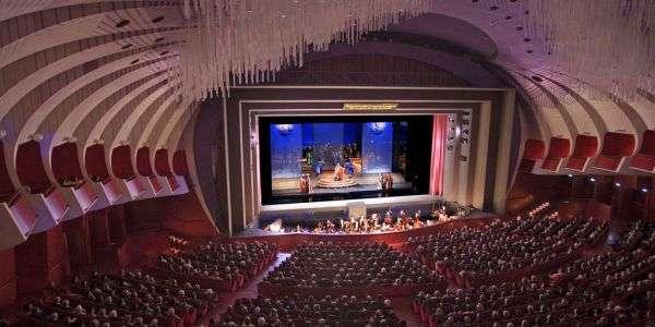 Il grande palcoscenico onirico