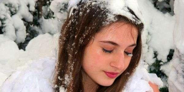 Difendere la pelle dal freddo