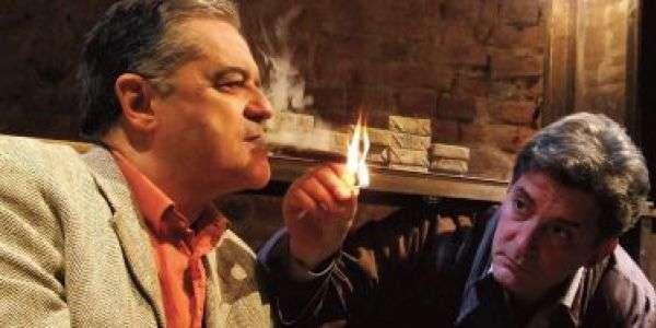 Milano, a teatro: Il venditore di sigari