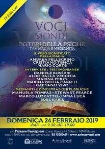 """Milano, convegno """"Voci dai mondi"""" @ Palazzo Castiglioni"""