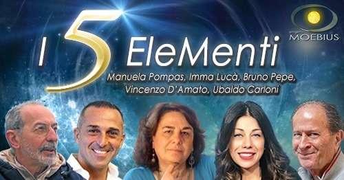 Progetto Moebius: I cinque elementi @ SpszioPin