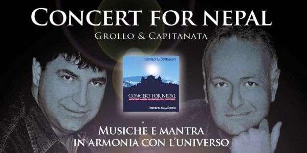 CD: Concerto per il Nepal