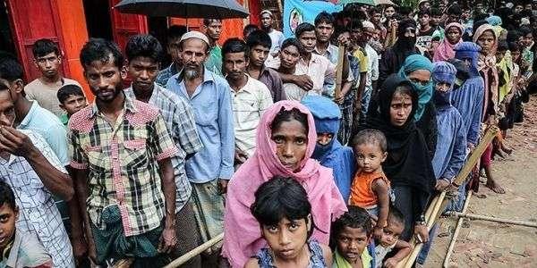 Il dramma dei Rohingya