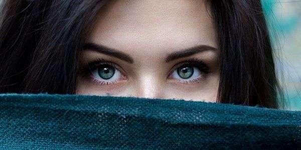 Fai brillare la luce nei tuoi occhi