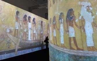 Tutankhamon viaggio oltre le tenebre