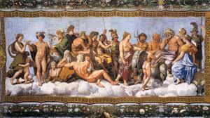 la mitologia greca e i suoi archetipi