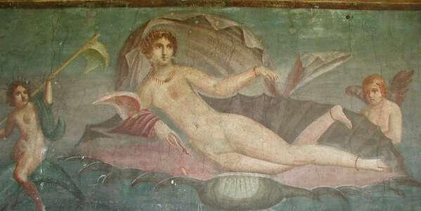 Tutti gli amori di Afrodite