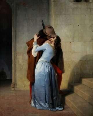 C'è bacio e bacio