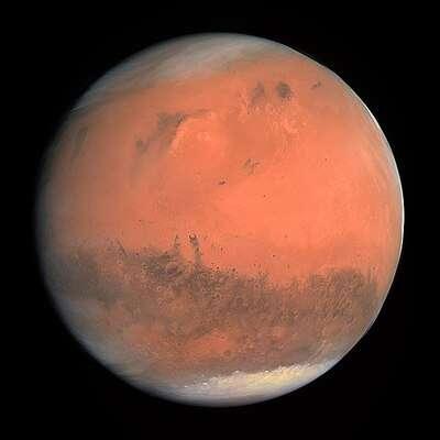 L'uomo alla conquista di Marte