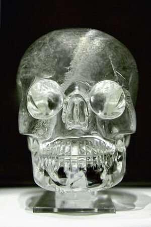 I teschi di cristallo