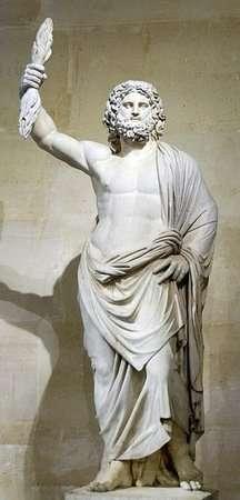 Zeus un dio eroe pauroso