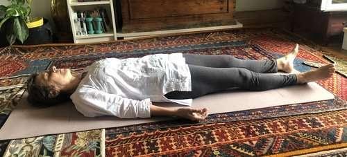 Yoga Nidra: allenarsi al rilassamento