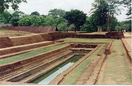 Sigiriya, antica sede di saggi